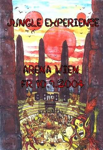 Jungle Experience 10 Sep '04, 22:00