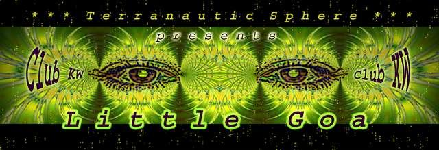 Party Flyer Little Goa 22 Oct '04, 22:00