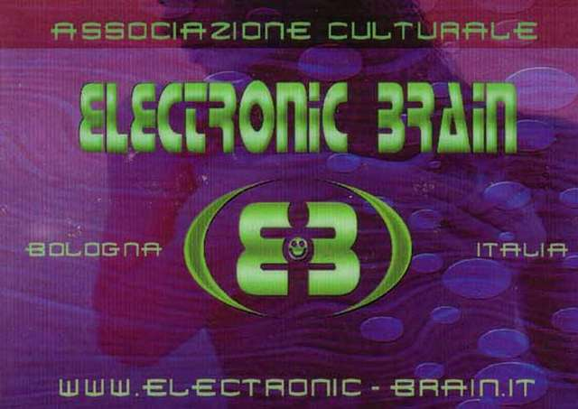 Party Flyer POW WOW trance club 22 Oct '04, 18:00