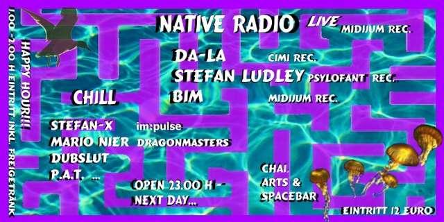 Party Flyer QUO VADIS 22 Oct '04, 23:00