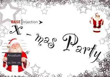 Party Flyer *:._.:*:._ X-MAS PARTY _ :*: _ :* 24 Dec '05, 22:00