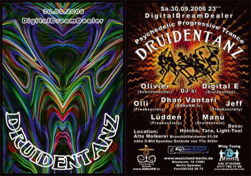 Druidentanz 30 Sep '06, 22:00