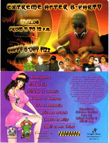 Party Flyer ...o0O--->ExtReMe AfteR B-Party-Vol.2<---O0o... 17 Dec '06, 11:00