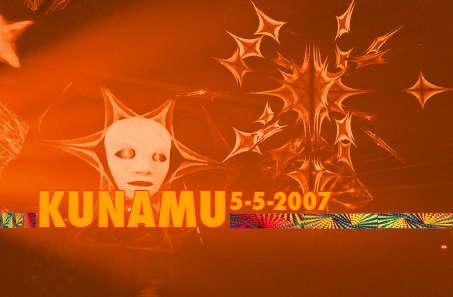 Party Flyer KUNAMU >>> (VOLU-MEN, HYPOHEKTIKA) <<< 5 May '07, 23:00