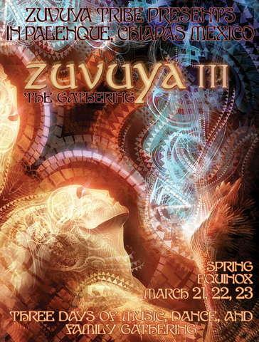 Zuvuya III: The Gathering 21 Mar '08, 18:00