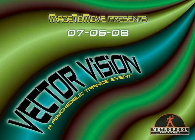 Vector Vision 7 Jun '08, 23:00