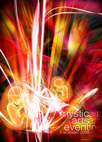 Mystic Arts Event 5 Sep '08, 22:00
