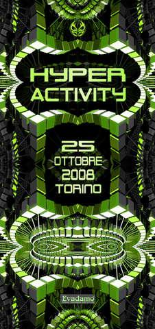 HYPER-ACTIVITY (Alchemix, Coma Sector & Nukleall live) 25 Oct '08, 22:00