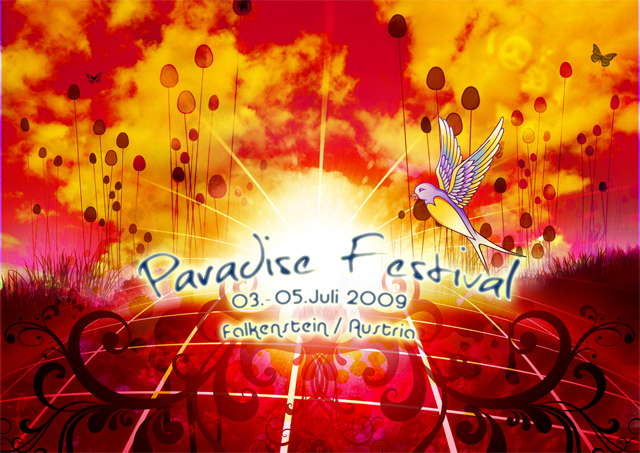 PARADISE FESTIVAL 09 hilight tribe, talamasca, sun project.. 3 Jul '09, 20:00