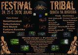 Party Flyer V FESTIVAL TRIBAL - 2009 EDITION 24 Jul '09, 14:00