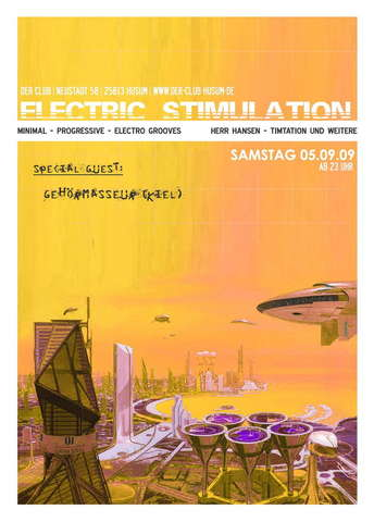 Electric Stimulation 5 Sep '09, 23:00