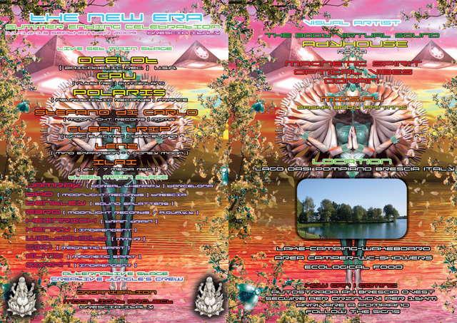 Party Flyer .:__----ThE NeW ErA SUMMER ENDING CELEBRATION---___:. 11 Sep '09, 18:00