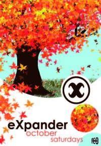 eXpander (dj dam's birthday) 17 Oct '09, 23:00