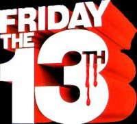 Party Flyer Friday 13th Night 13 Nov '09, 21:30