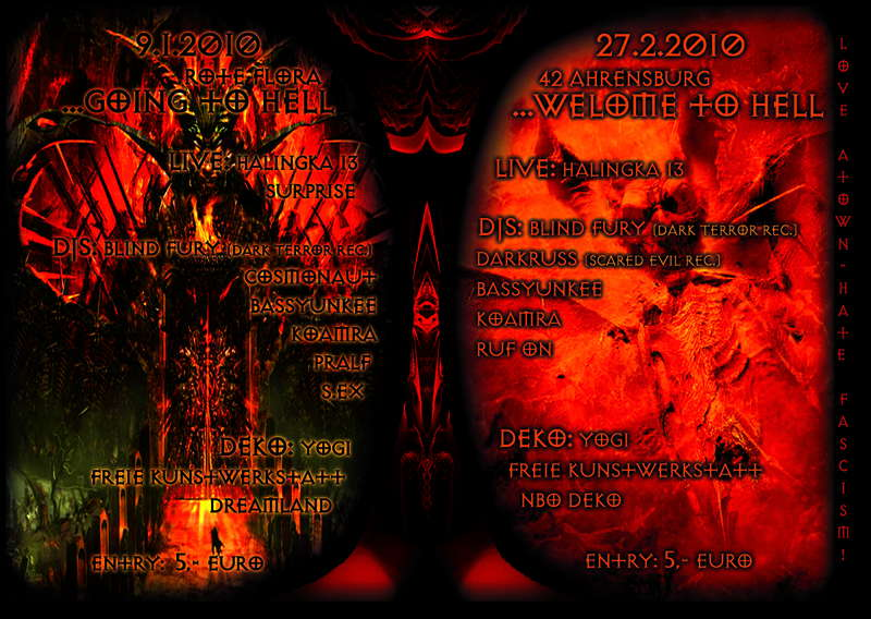 eRRoR404 Sause - Welcome to psychedelic H3ll 27 Feb '10, 22:00