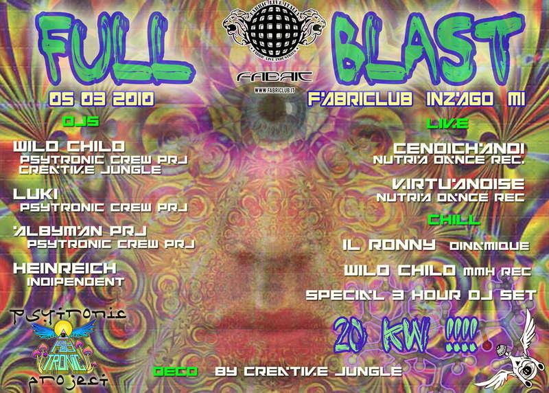 FULL BLAST 5 Mar '10, 23:00