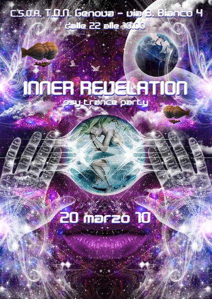 ~~ INNER REVELATION ~~ 20 Mar '10, 22:00