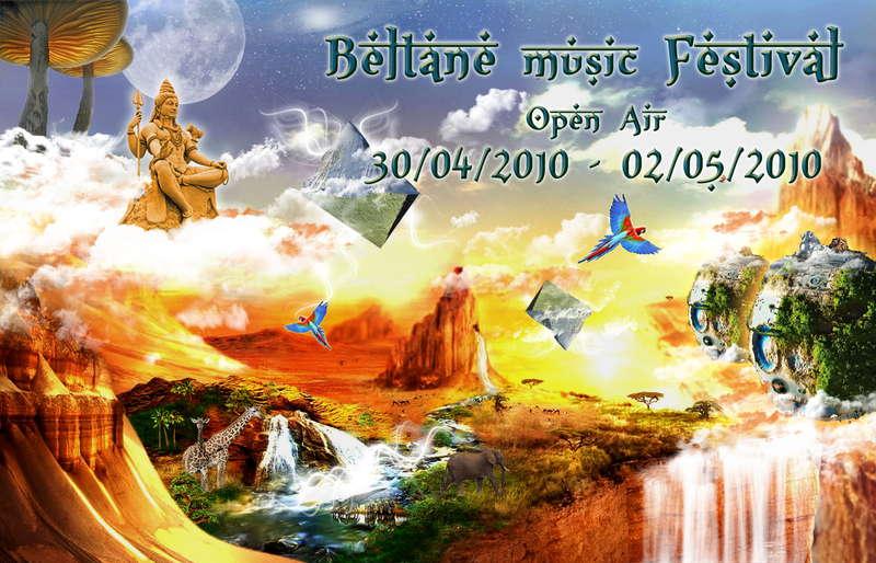 .:: BELTANE MUSIC FESTIVAL ::. Koxbox, Ajja, Tantrix, ..... 30 Apr '10, 23:00