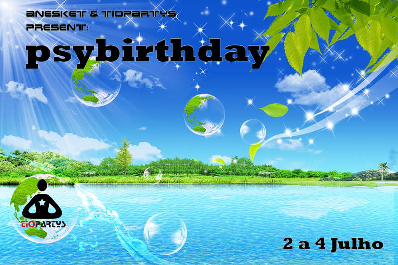 Party Flyer ANESKET BIRTHDAY PARTY 2 Jul '10, 23:00