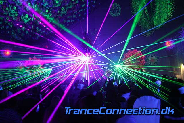 Party Flyer Trance Party 4 Aug '10, 22:00