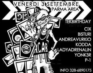 !! A U D I O K O L L A P S E !! vinyl showcase 3 Sep '10, 22:00