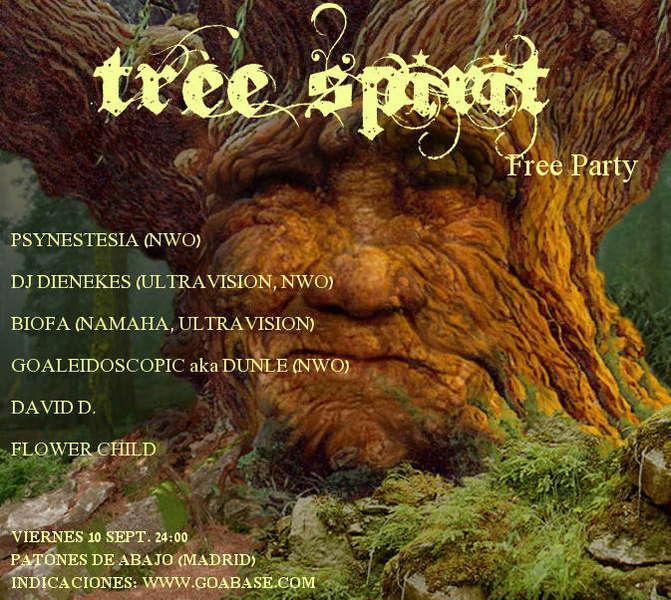 Tree Spirit 10 Sep '10, 23:30