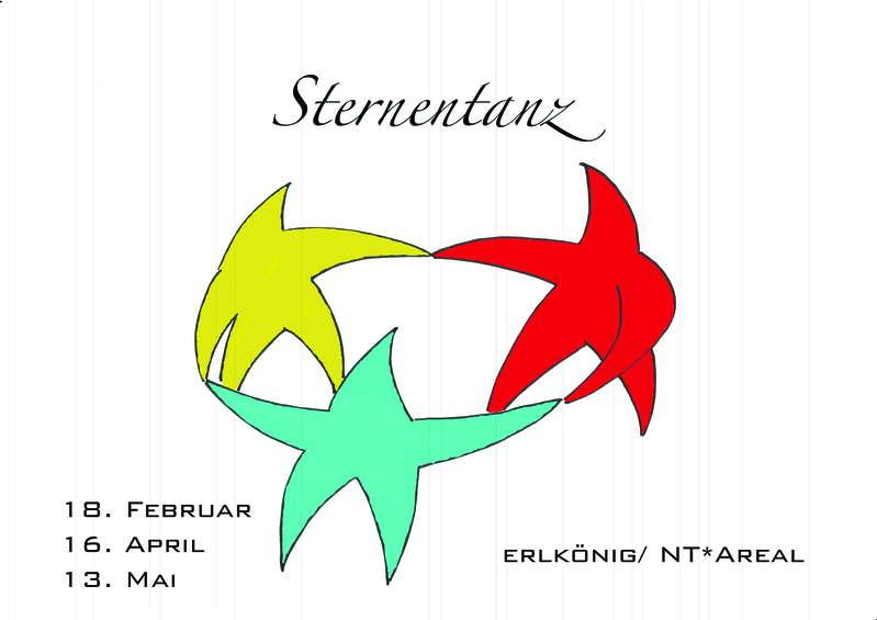 Party Flyer STERNENTANZ 18 Feb '11, 22:00