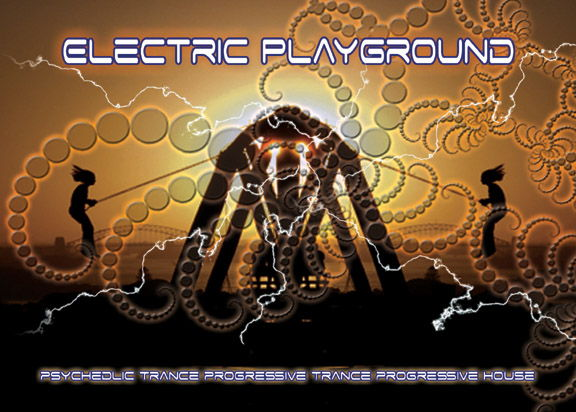 Party Flyer Electric Playground 5 May '11, 23:00