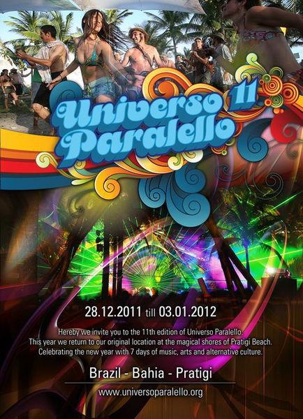 Universo Paralello # 11 28 Dec '11, 07:00