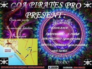 GOA PIRATES PSY NIGHT 24 Mar '12, 23:00