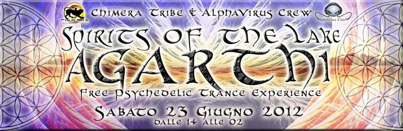 AGARTHI - Spirits of the Lake 23 Jun '12, 14:00