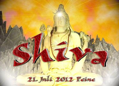 SHIVA 21 Jul '12, 16:00