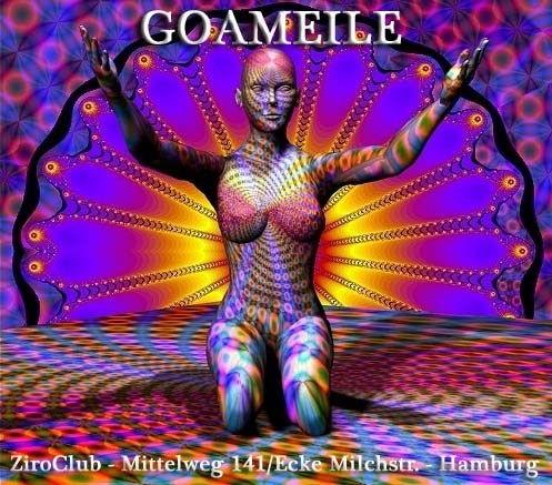 Party Flyer > GOAMEILE <> präsentiert<> Prog - Trance - Night < 26 Oct '12, 22:00