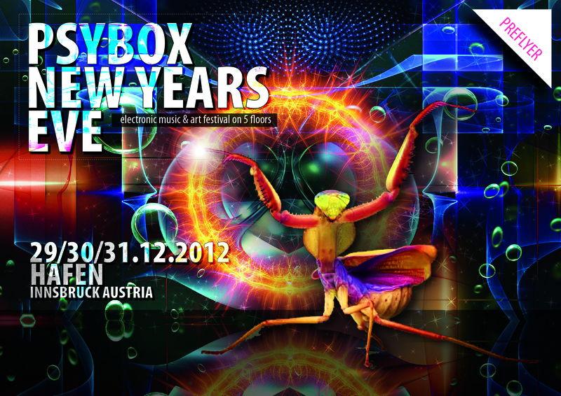 PSYBOX *New Years Eve* 2013 - Elekt. Music & Art Festival ...