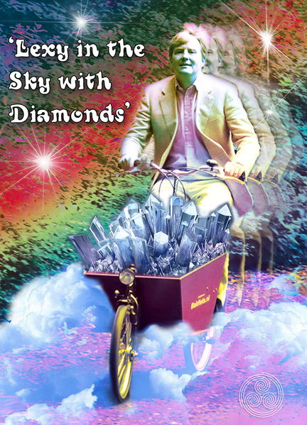 Party Flyer 'Lexy in the Sky with Diamonds' 29 Apr '13, 22:00