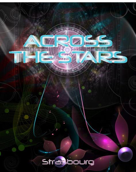 Party Flyer ~ॐ~ ACROSS THE STARS ~ॐ~ 30 Apr '13, 22:00