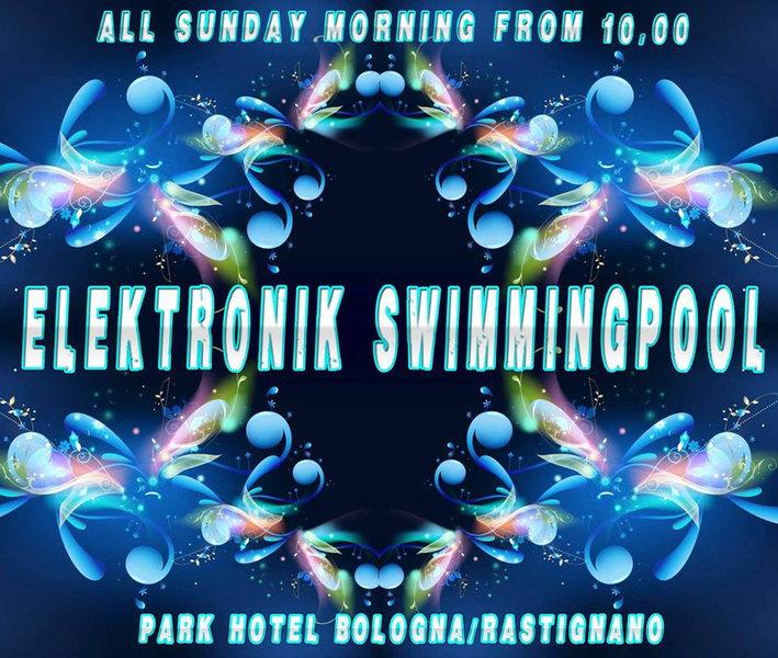 ELEKTRONIK SWIMMINGPOOL 25 Aug '13, 10:00