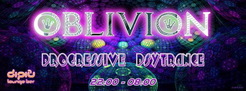 Party Flyer OBLIVION/ Progressive Psytrance 20 Dec '13, 22:00