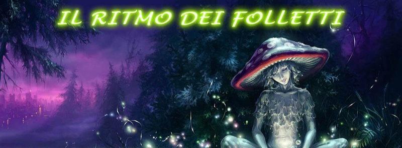 Party Flyer IL RITMO DEI FOLLETTI - X-MASS EDITION <4 STAGE> - 25/12/13 @ ROCK PLANET 25 Dec '13, 23:00
