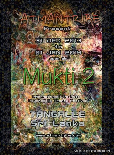 Party Flyer mukti.2 31 Dec '13, 22:00