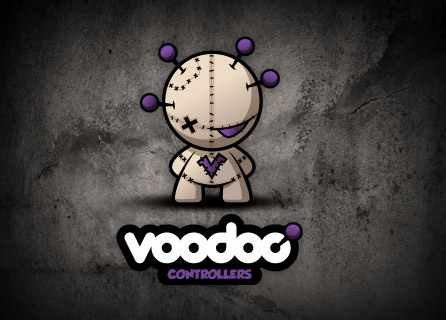 Party Flyer DARK BRAIN MASSAGE - Voodoo Controllers!!! 17 Jan '14, 21:00