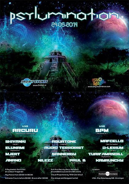 Psylumination 24 May '14, 22:00