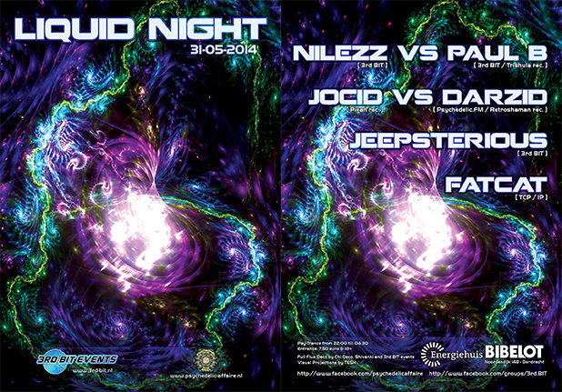 Liquid Night 31 May '14, 22:00