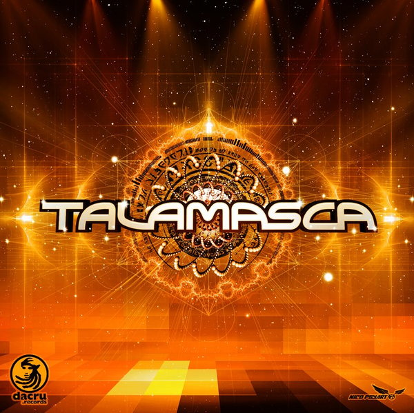 Party Flyer TALAMASCA LIVE @ ISTANBUL 23 Aug '14, 22:00