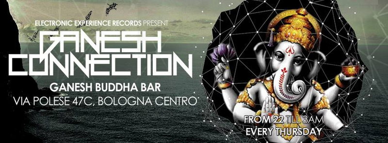Party Flyer GANESH CONNECTION - EVERY THURSDAY! OPEN SEASON 18 Sep '14, 22:00