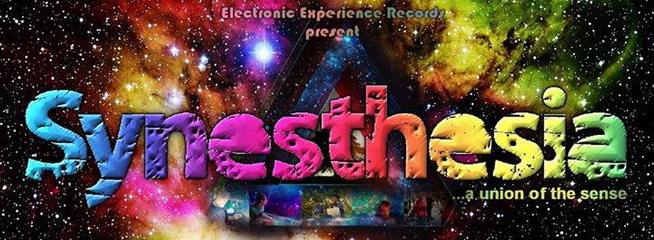 Party Flyer SYNESTHESIA - A UNION OF THE SENSE 12 Dec '14, 22:00