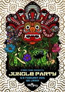 Party Flyer JUNGLE PARTY 6 Feb '15, 22:00