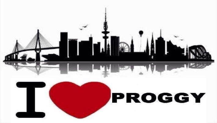 Party Flyer I love Proggy 13 Feb '15, 23:00
