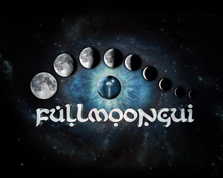 Party Flyer ♥ FULLMOONGUI - VII ANIVERSARIO ♥ 13 Mar '15, 22:00
