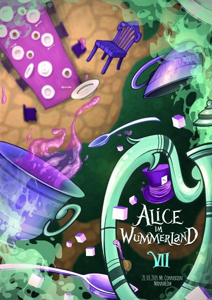 Alice im Wummerland VII 21 Mar '15, 22:00